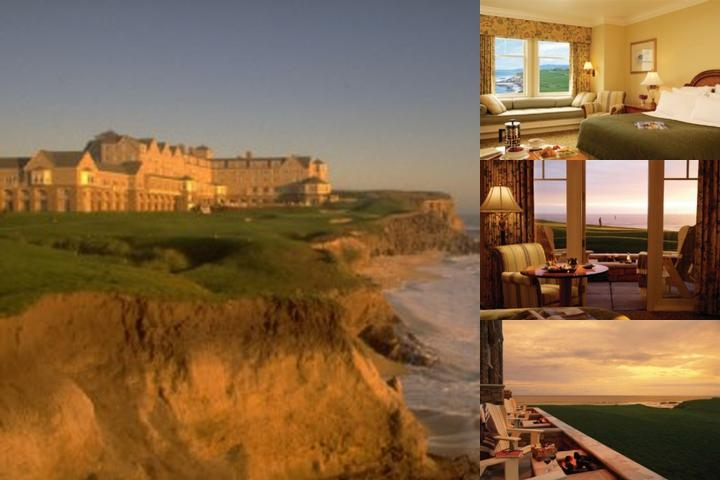 The Ritz Carlton Half Moon Bay photo collage