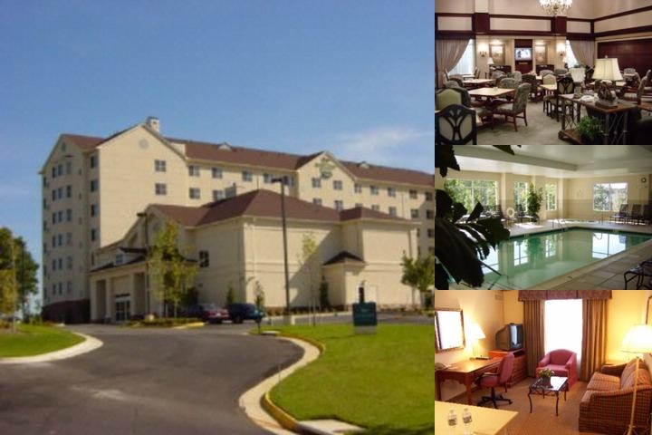 Homewood Suites Chester photo collage