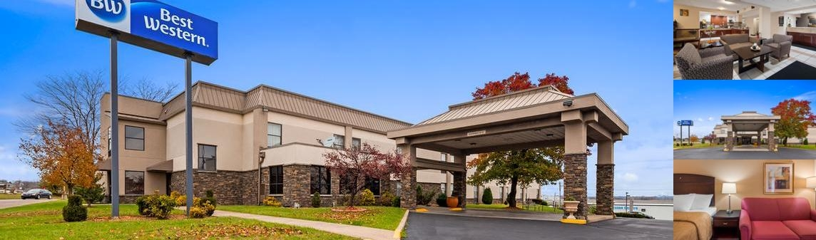 Best Western Monroe Inn photo collage