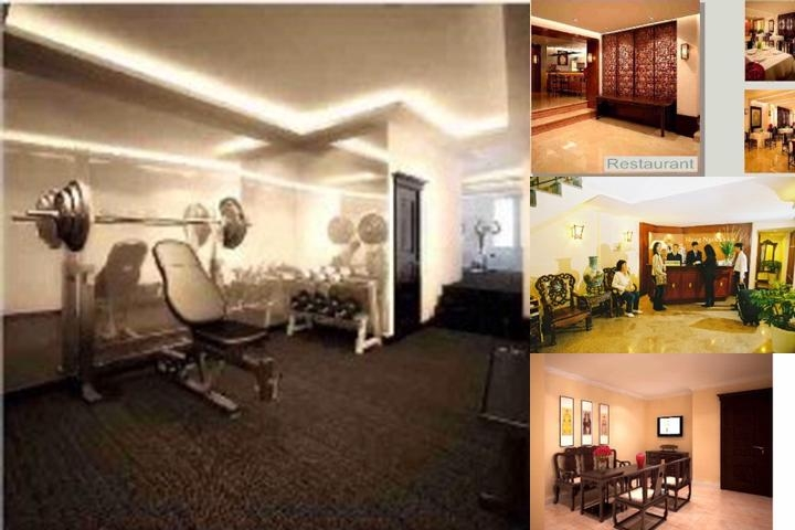 Hong Ngoc Hotel photo collage