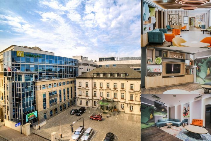 Holiday Inn Krakow City Centre photo collage