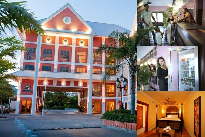 Pelican Bay Resort at Lucaya photo collage