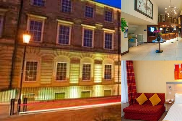 Holiday Inn Express Edinburgh City Centre photo collage