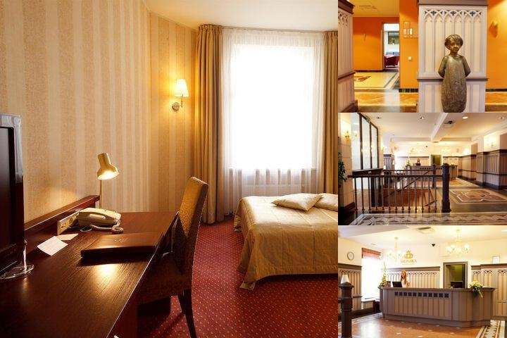Monika Centrum Hotels photo collage