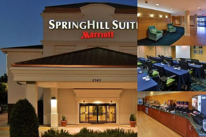 SpringHill Suites by Marriott Dallas NW Hwy/I35E photo collage