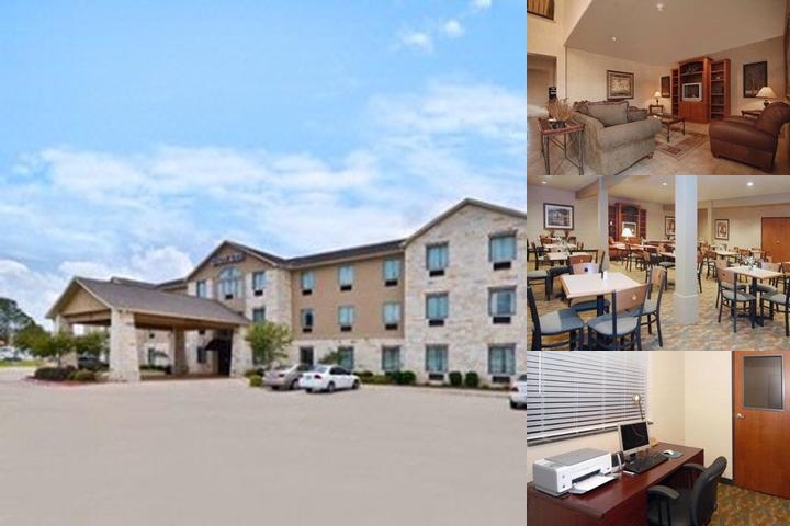 Quality Suites College Station photo collage