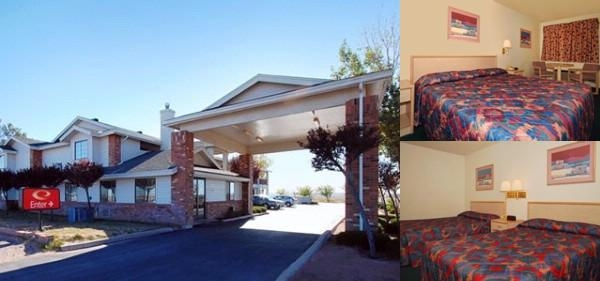 Econo Lodge Holbrook photo collage