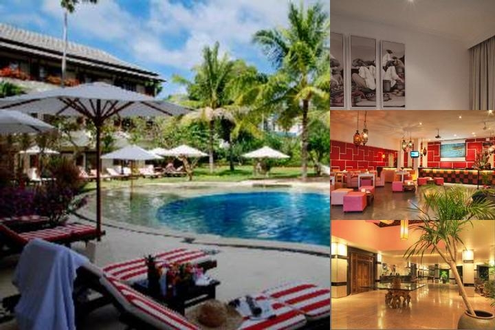 The Breezes Bali Resort & Spa photo collage