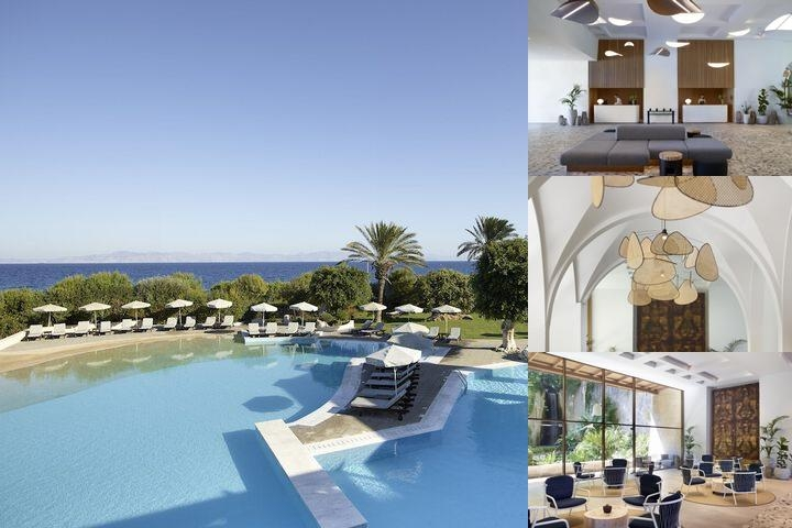 Amathus Beach Hotel Rhodes photo collage