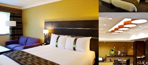 Holiday Inn London Gatwick Worth photo collage