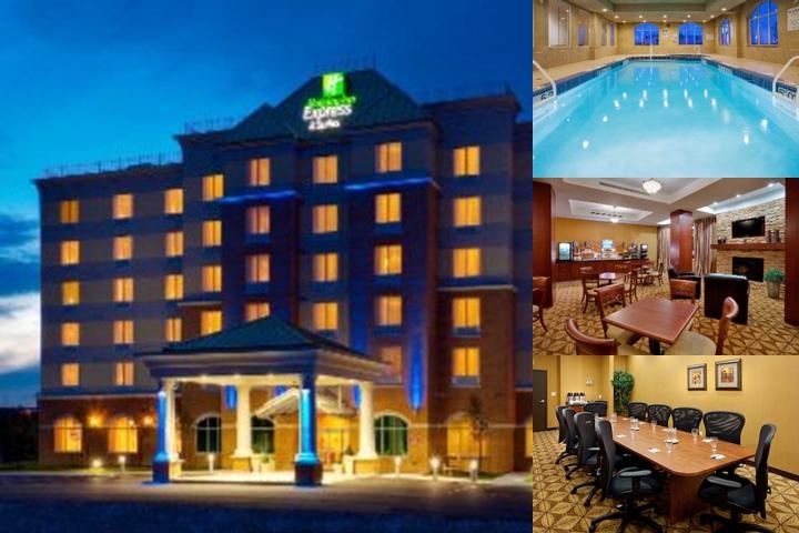 Holiday Inn Express Bowmanville / Clarington photo collage