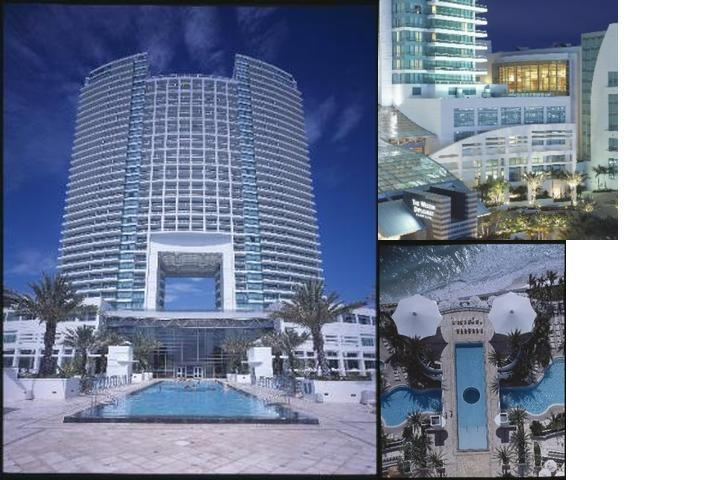 The Diplomat Resort & Spa photo collage