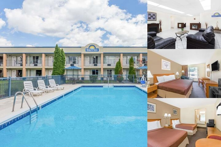 Days Inn Christiansburg photo collage