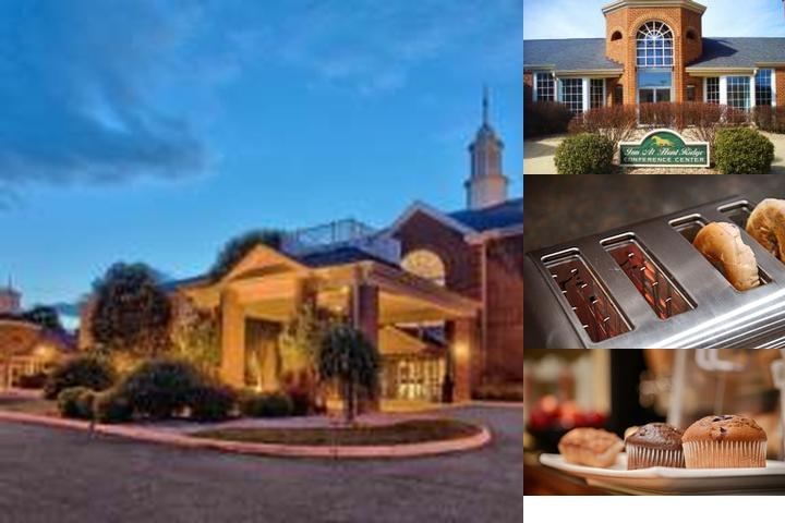 Best Western Plus Hunt Ridge Inn photo collage