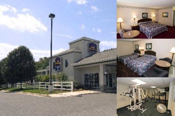 Best Western Lexington photo collage