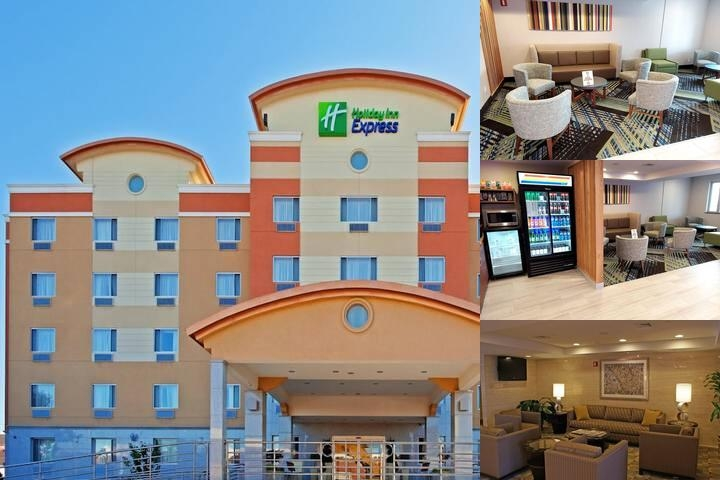Holiday Inn Express Maspeth photo collage