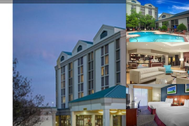 Doubletree by Hilton Hotels Dfw Airport North photo collage