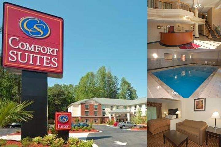 Comfort Suites Morrow photo collage