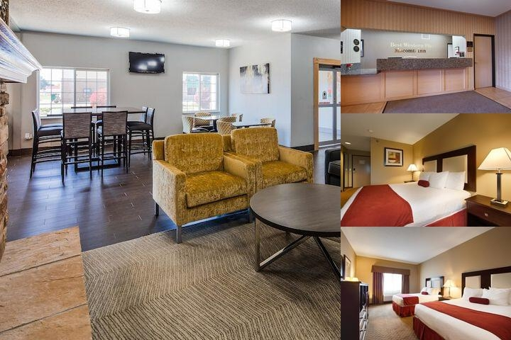 Best Western Macomb Inn photo collage