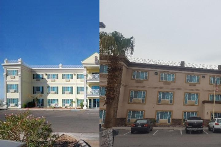 Best Western El Centro Inn photo collage