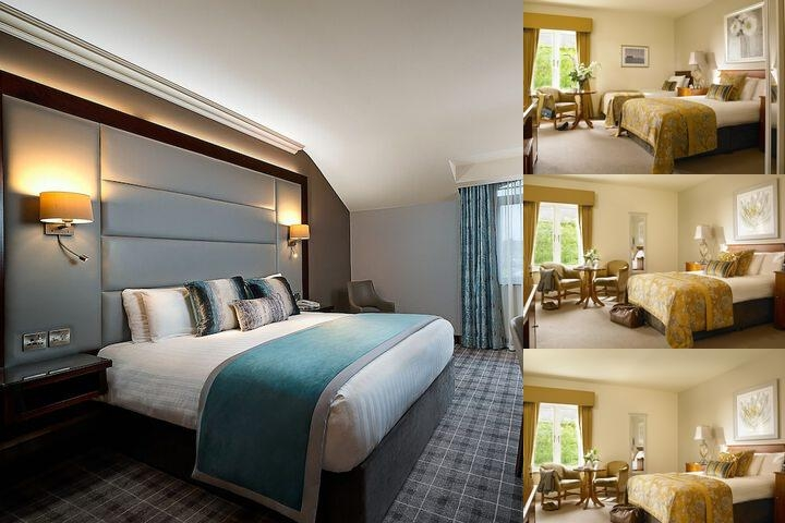 Kilmurry Lodge Hotel photo collage
