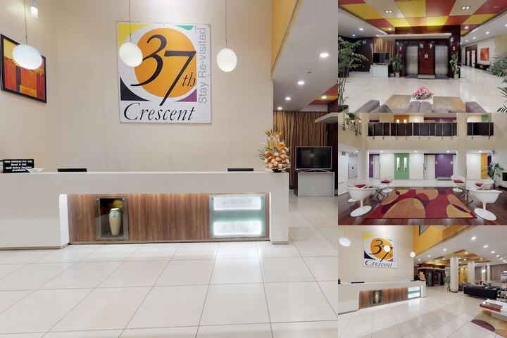 37th Crescent photo collage