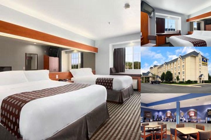 Microtel by Wyndham Bossier City photo collage
