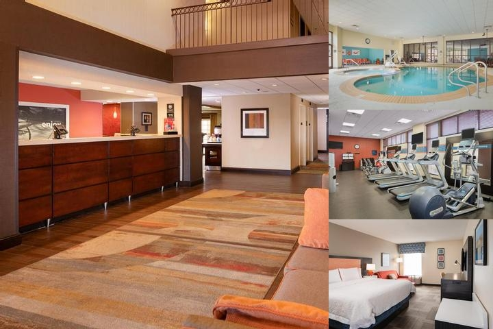 Hampton Inn Southridge Charleston photo collage