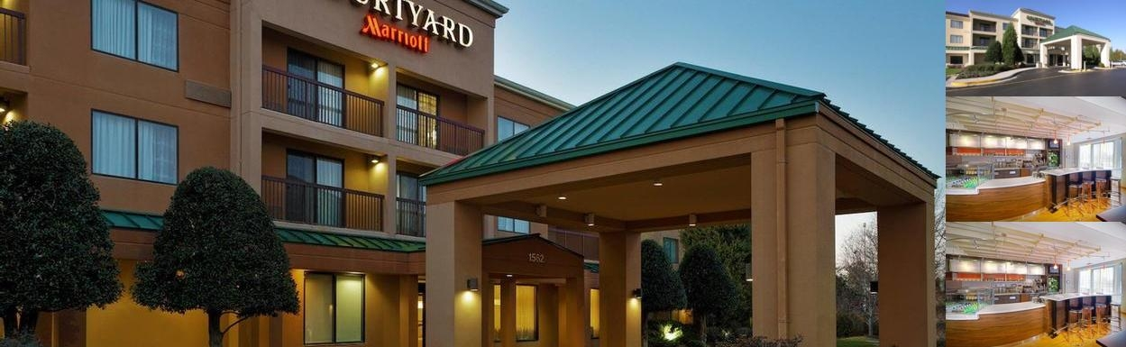 Courtyard by Marriott Chesapeake photo collage