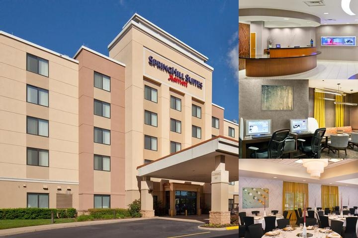 Springhill Suites by Marriott Chesapeake photo collage