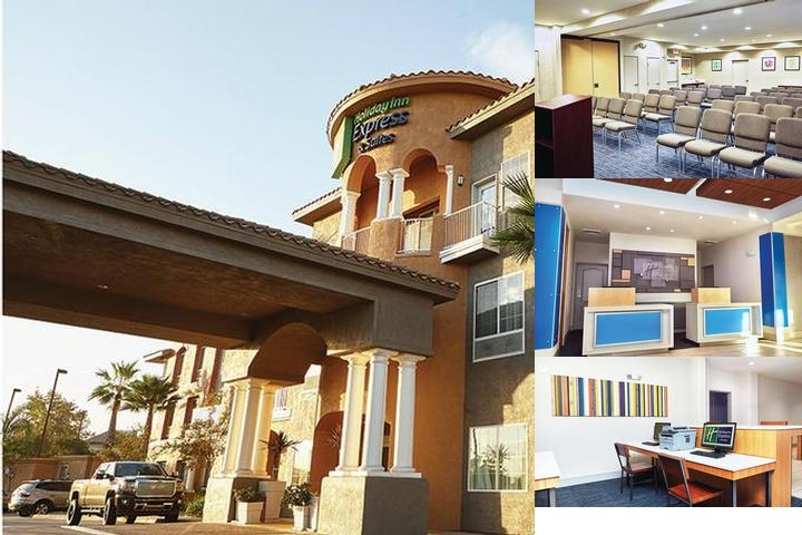 Holiday Inn Express Corona photo collage