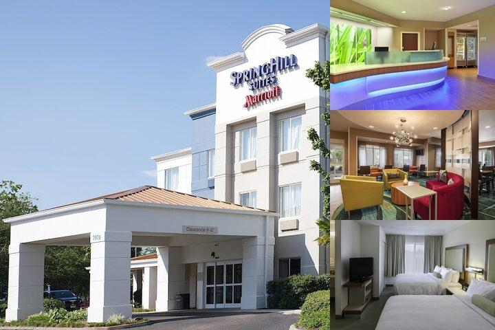 Springhill Suites Baton Rouge photo collage