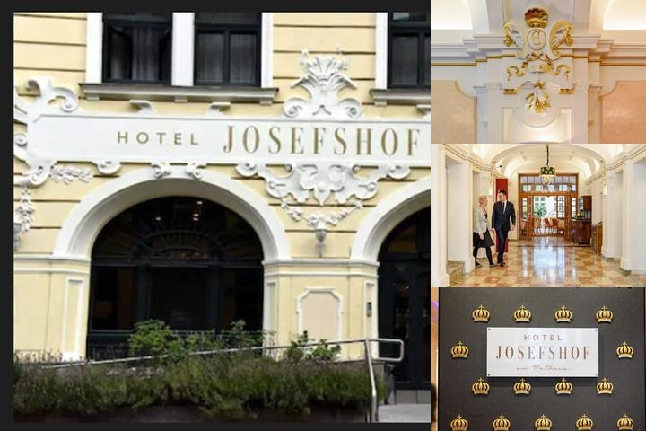 Mercure Josefshof Wien Am Rathaus photo collage
