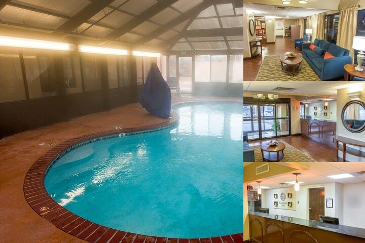 Comfort Inn Hammond Louisiana photo collage