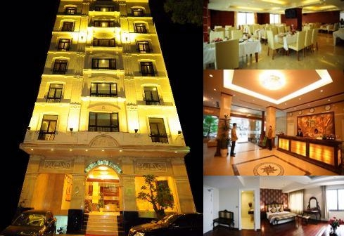 Royal Gate Hotel photo collage