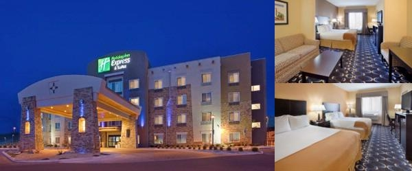 Holiday Inn Express & Suites Las Cruces North photo collage
