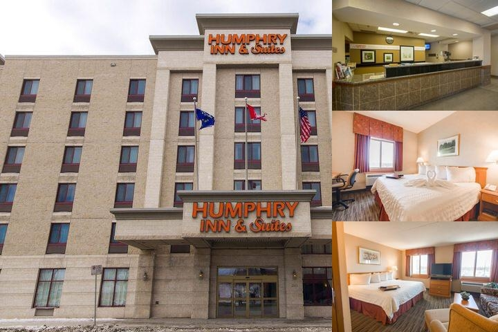 Humphry Inn & Suites photo collage