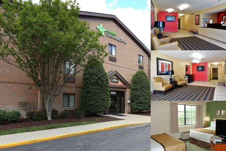 Extended Stay America Richmond Innsbrook photo collage