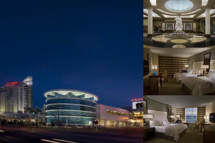 Caesars Windsor photo collage