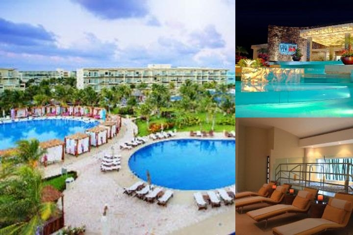 Azul Beach Hotel by Karisma All Inclusive photo collage