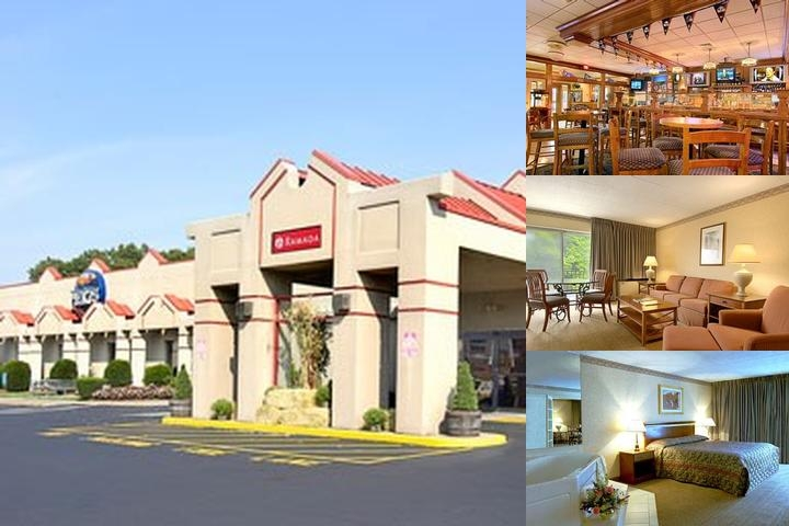 Ramada at Bradley photo collage