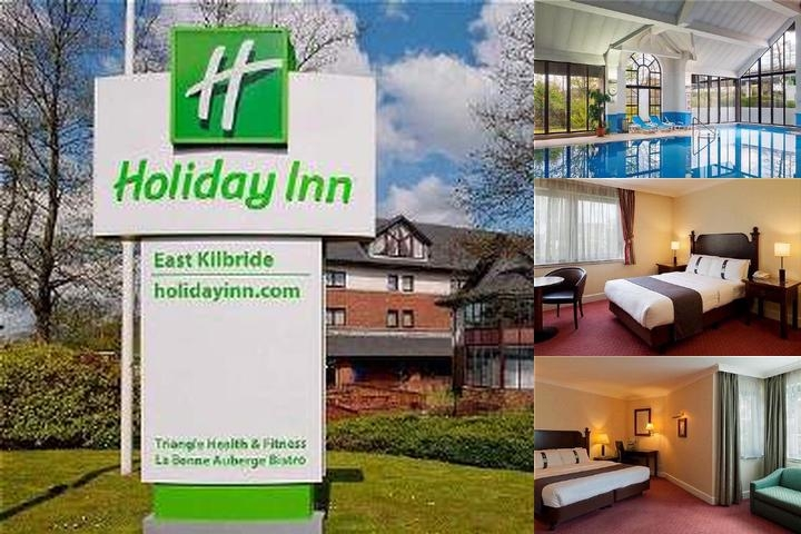 Holiday Inn Glasgow East Kilbride photo collage