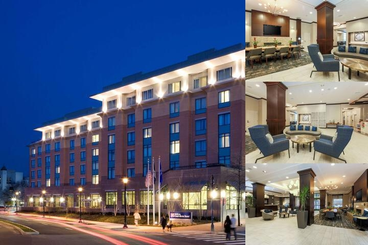 Hilton Garden Inn Arlington Shirlington photo collage