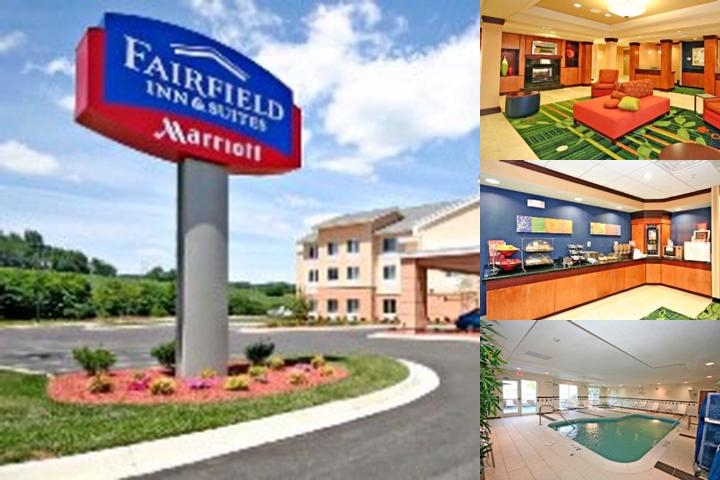 Fairfield Inn Matthews / Charlotte photo collage