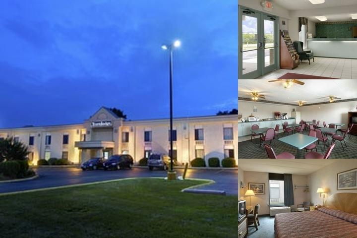 Columbus Inn & Suites photo collage