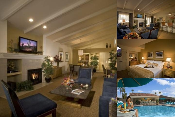 Hilton Scottsdale Resort & Villas photo collage