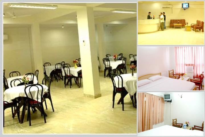 Hotel Sanj Jaipur photo collage