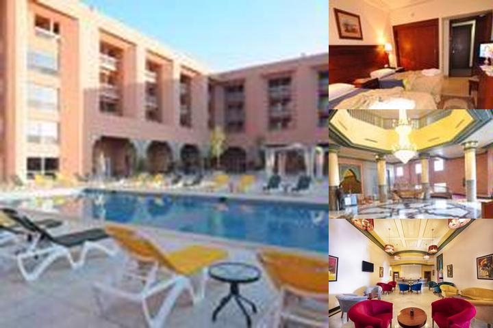 Hotel Ryad Mogador Gueliz & Spa photo collage