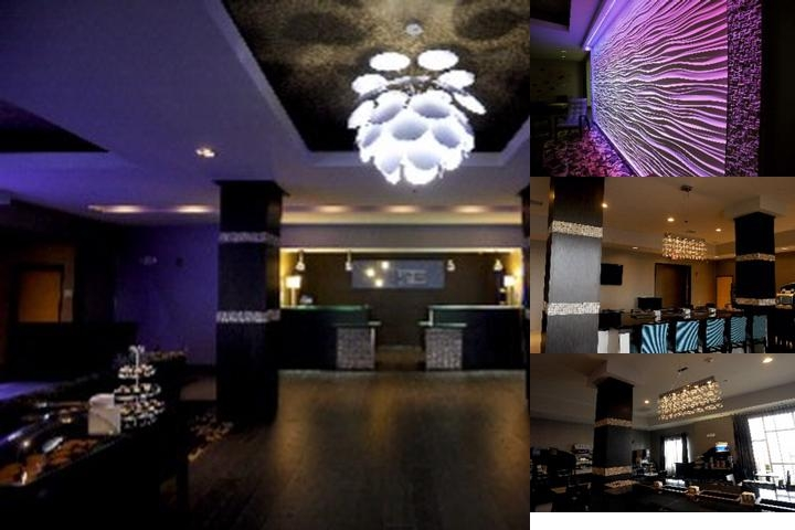 Holiday Inn Express & Suites Amarillo West photo collage