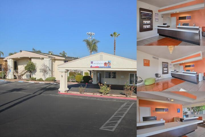 Motel 6 Merced photo collage